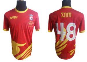 Liverpool AWSC Jersey