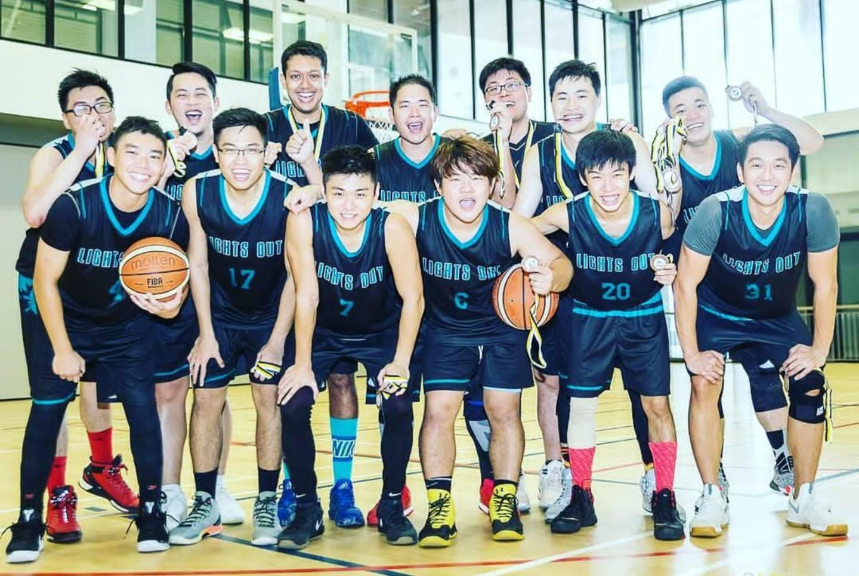 Basketball Team Jersey