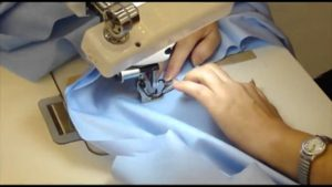 Custom Tailoring of Fabrics