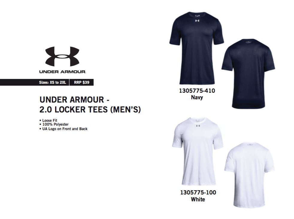 underarmour jersey