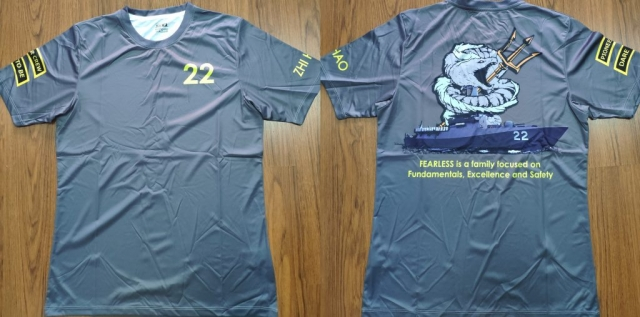 Custom Made Sublimation Jersey
