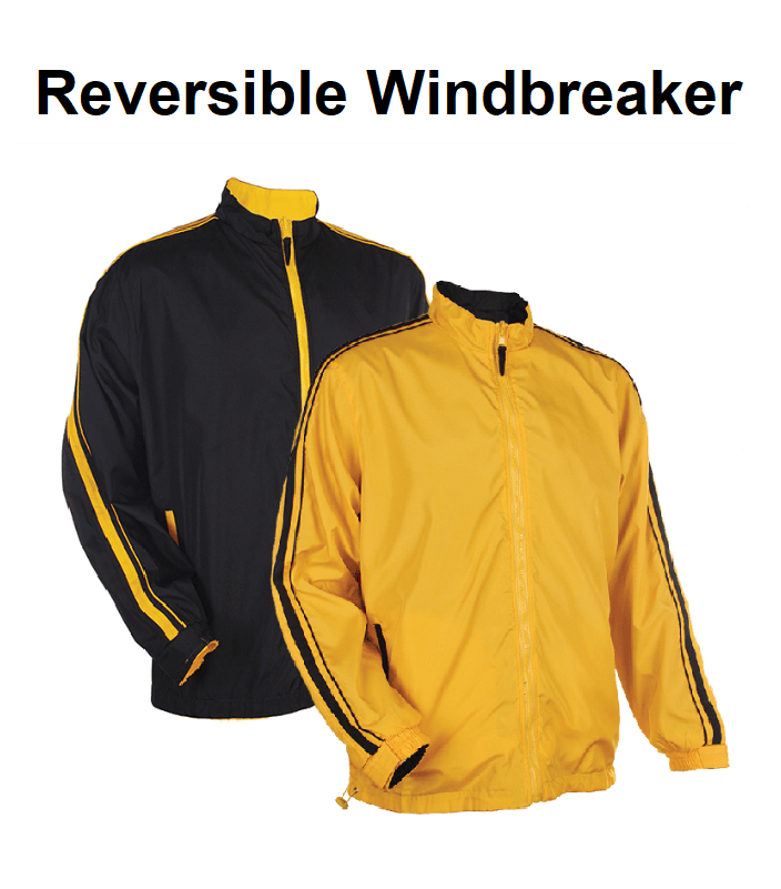 WR04 Windbreaker Reversible